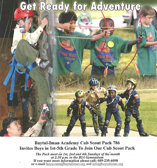 Join BIA Scouts